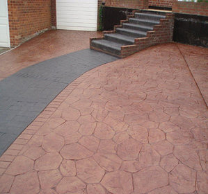 Imprinted Concrete Sealing Berkshire  image
