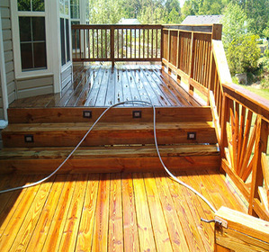Decking Cleaning Berkshire image